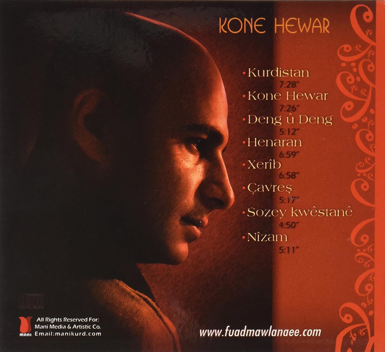 Buy Kone Hewar (Feat  Arjang Seyfizadeh) Online at Low