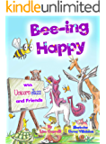 Beeing Happy with Unicorn Jazz and Friends: Children's Unicorn Book Series
