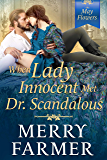 When Lady Innocent Met Dr. Scandalous (The May Flowers Book 5)