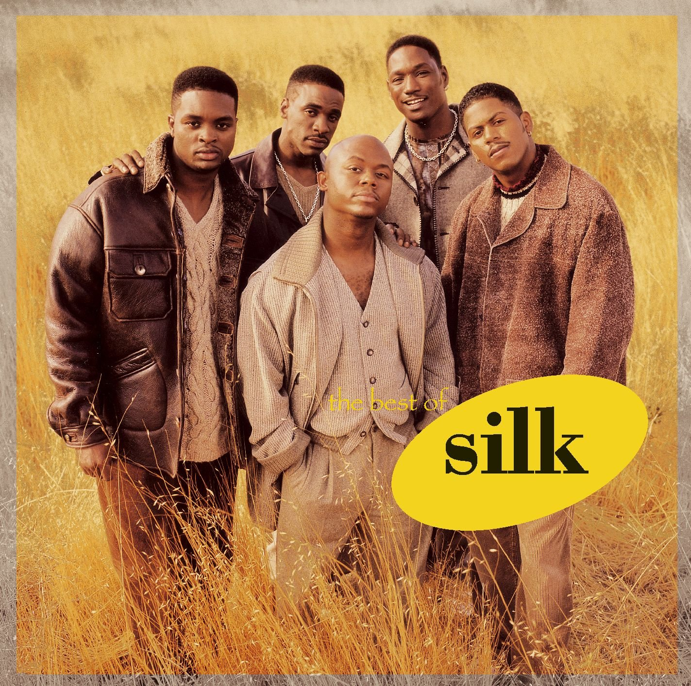 Best Of Silk, The