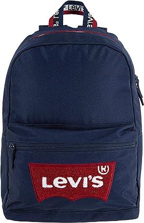 Levi's Kids' Classic Logo Backpack, Navy, O/S