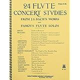 24 Flute Concert Studies: Unaccompanied Flute