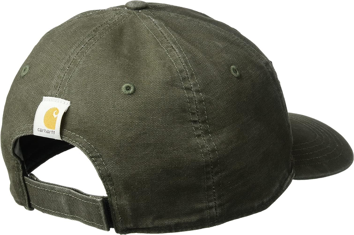 Carhartt Hombre 103270 Gorra de béisbol - Marrón - Talla de un ...