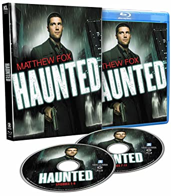 Amazon com: Haunted (Complete TV Series) [Blu-ray]: Matthew