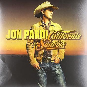 Jon Pardi California Sunrise Album