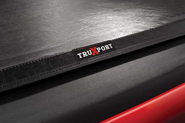 TruXedo 288701 TruXport Soft Roll-Up Dual Latch Tonneau Cover