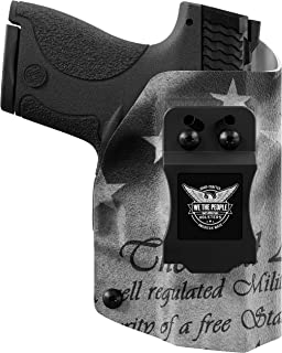 product image for We The People Holsters - 2nd Amendment - Inside Waistband Concealed Carry - IWB Kydex Holster - Adjustable Ride/Cant/Retention