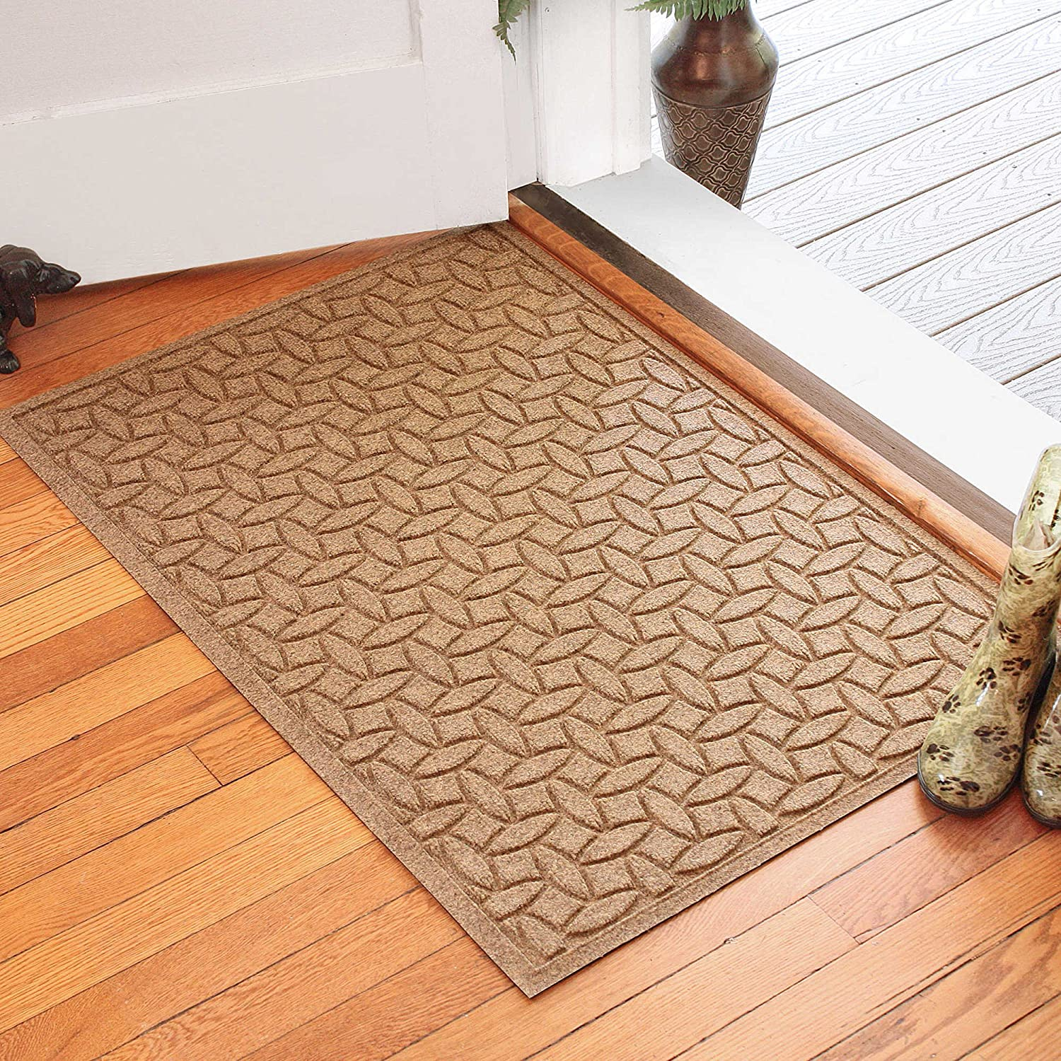 at shipping doormats multiguard waterhog entrance cool llbean matting with and free door guard mats weather