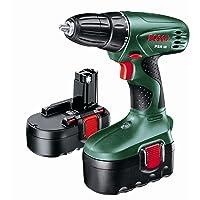 Bosch PSR 18 Cordless NiCad Drill Driver