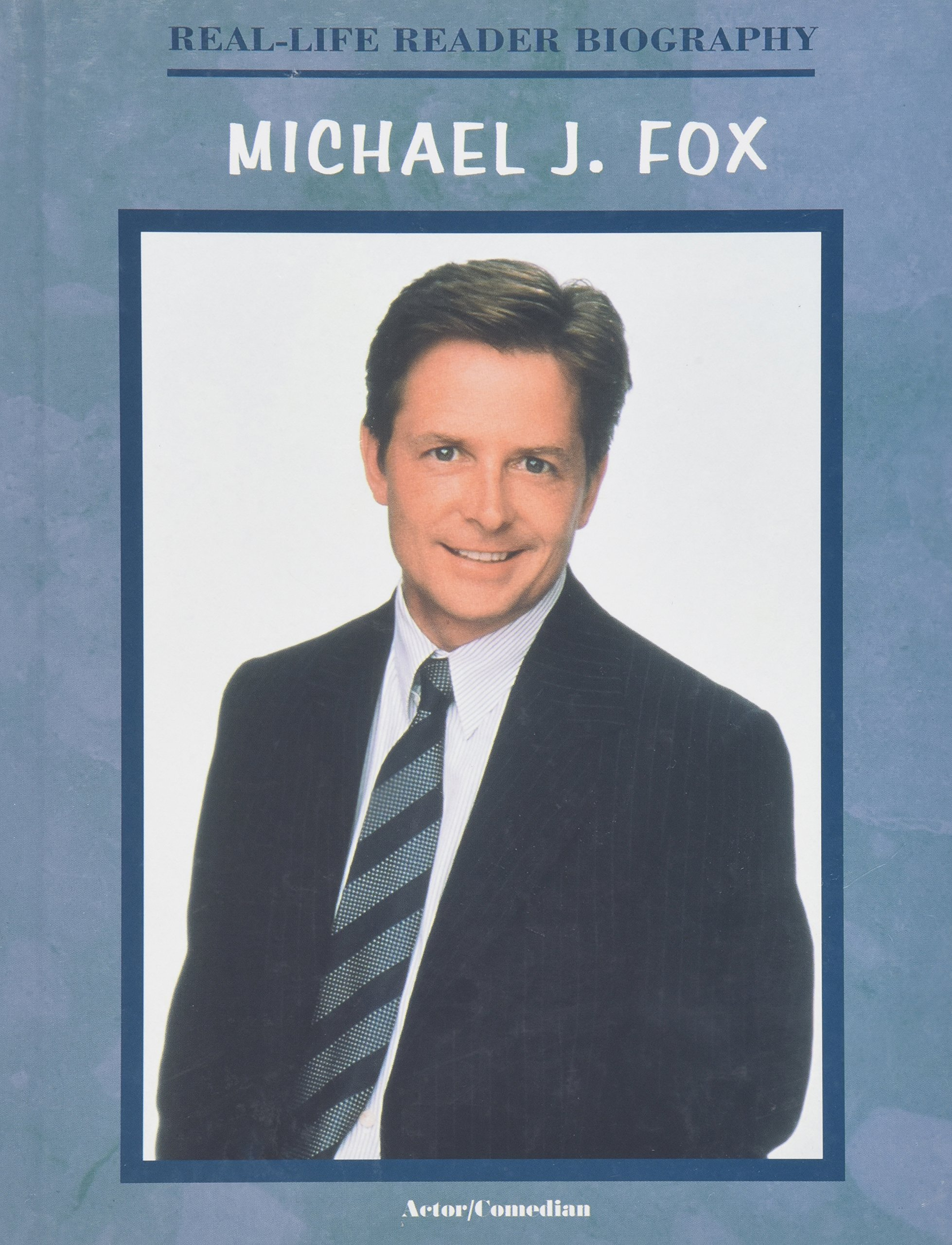 Michael J. Fox (Real-Life Reader Biography)