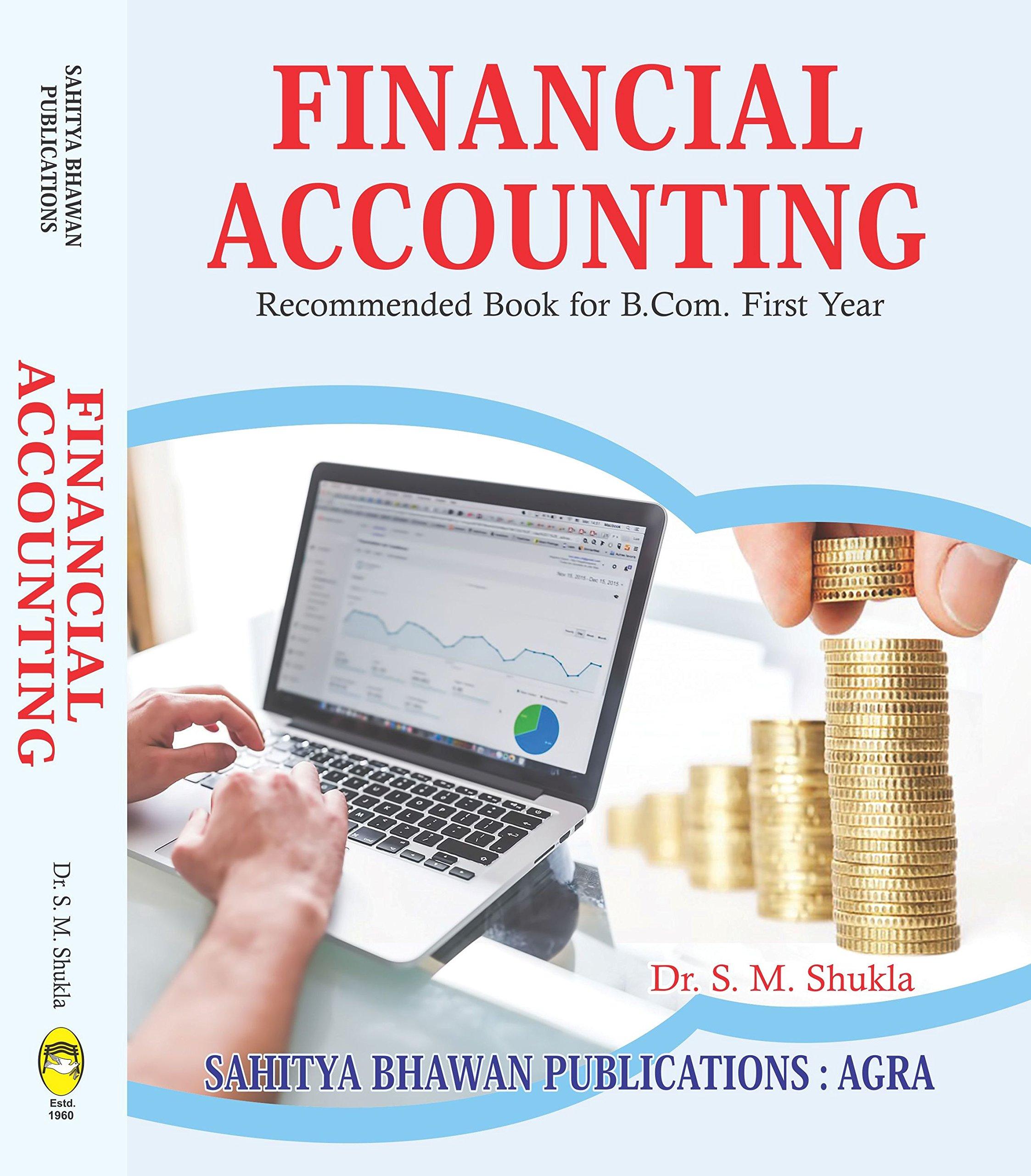 Financial accounting books 1st year pdf bcom
