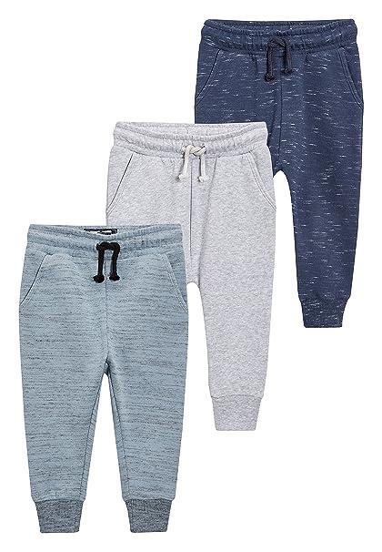 De Tres Chándal Niños Pack Texturizados Next Pantalones Pitillo hrdtsQC