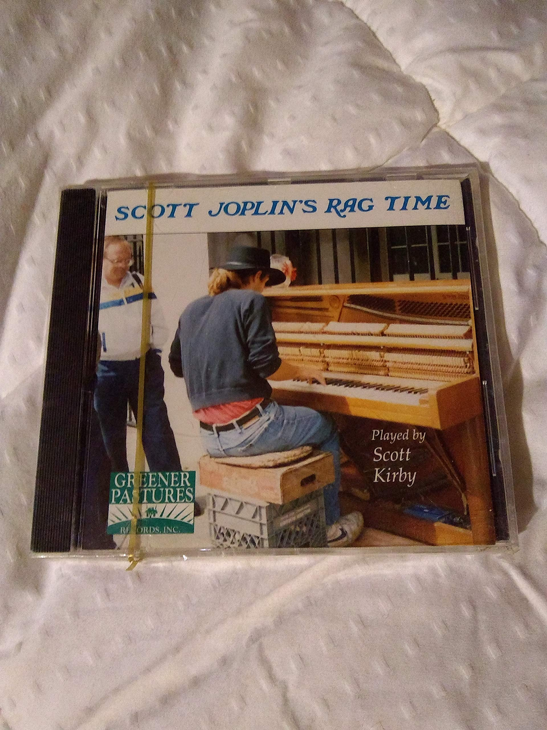Scott Joplin's Rag Time
