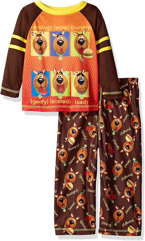Scooby Doo Boy Pajama Set