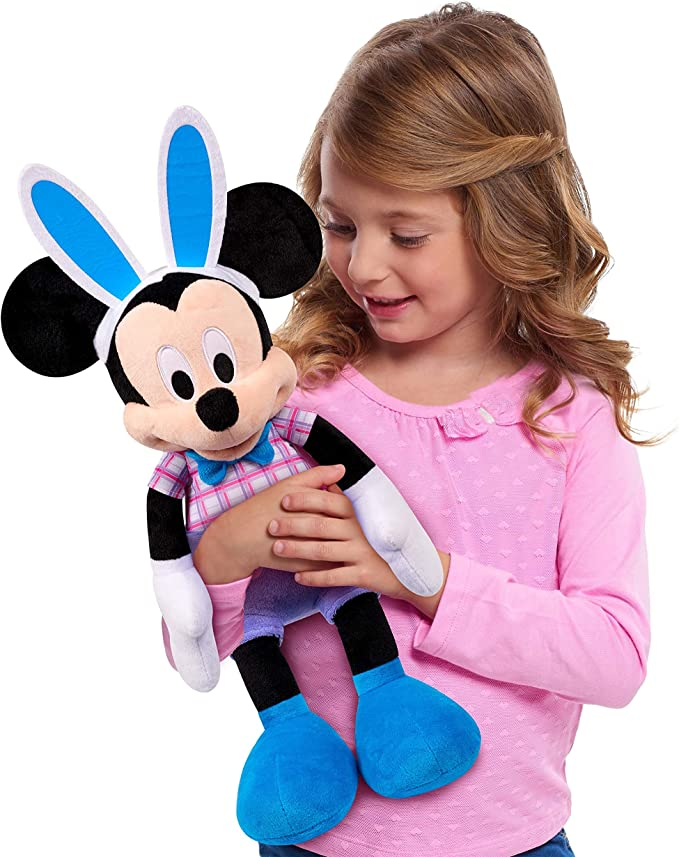 Disney Easter 19-Inch Mickey Mouse Large Plush