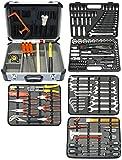 Werkzeugkoffer Test, Famex 719-44 Mechaniker Werkzeugkoffer Komplettset