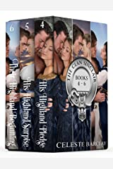 The Clan Sinclair Collection Books 4-6: A Steamy Highlander Romance Box Set Kindle Edition