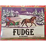 See's Candies Fudge Assortment. 16 oz Pack of 1