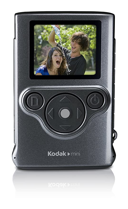 amazon com kodak mini video camera with sd card red flash rh amazon com Charge Kodak Mini Video Camera Kodak Mini Video Camera Driver