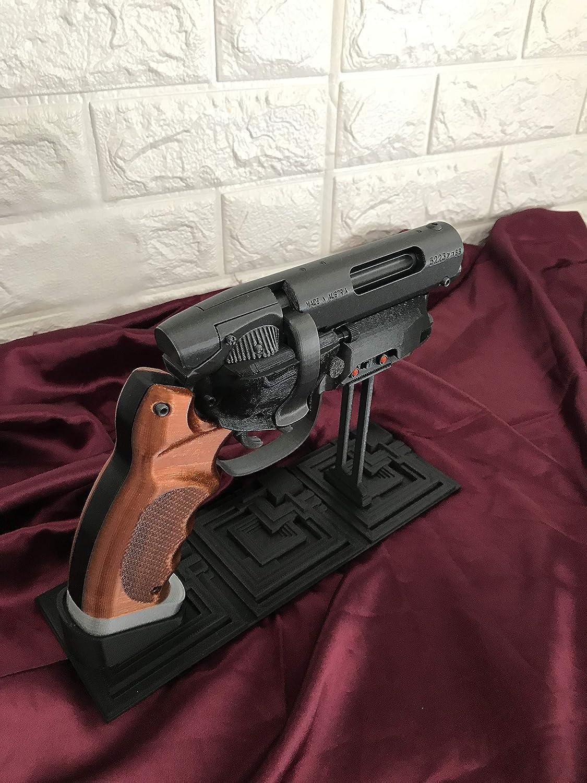 Blade Runner 2049 - Deckard's blaster 2019 + FREE Stand (3D printed)