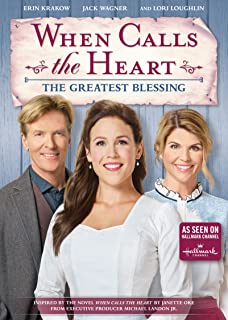 Book Cover: When Calls The Heart: The Greatest Blessing