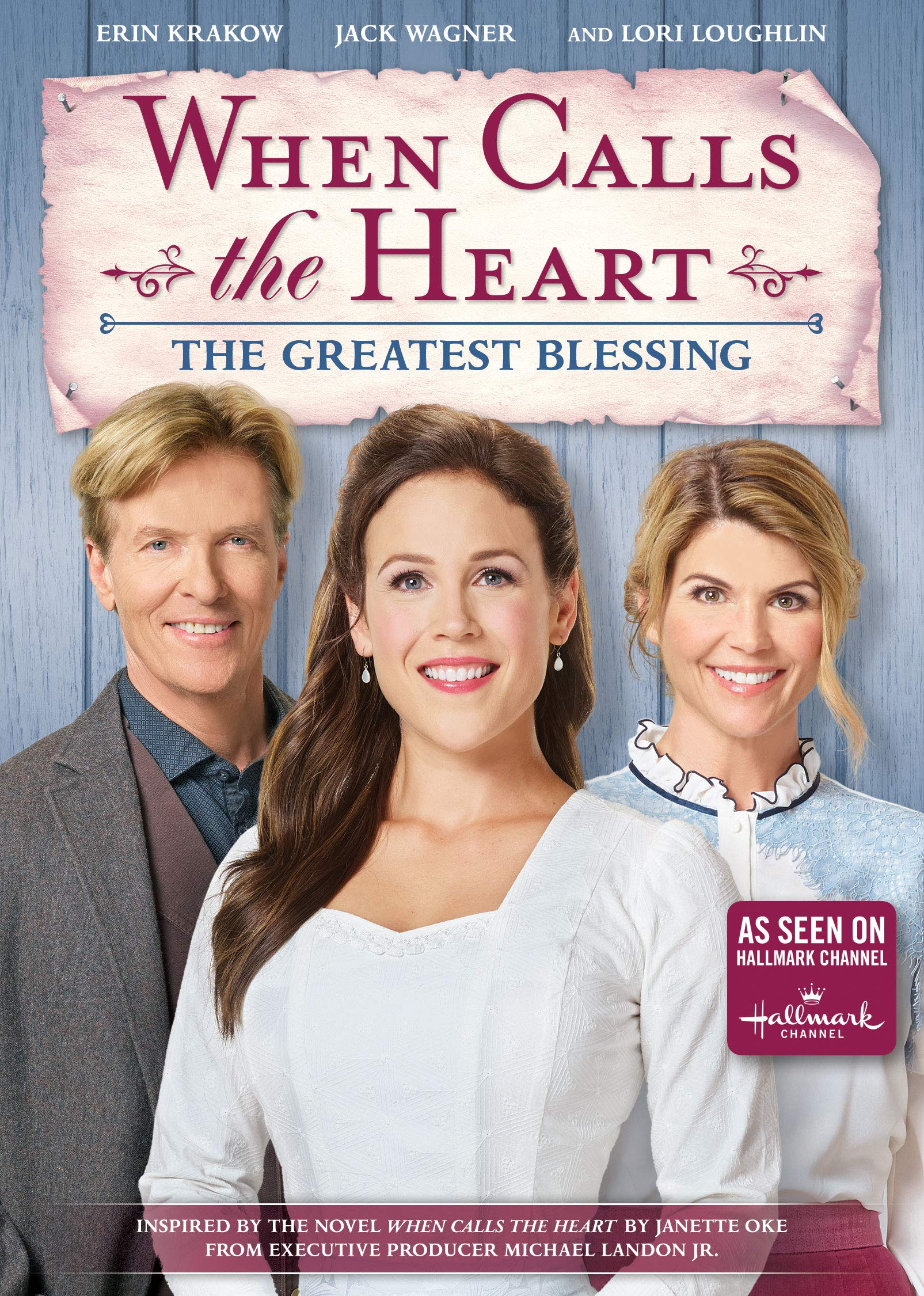 When Calls The Heart Christmas Special 2019.Details About Amazing Gift When Calls The Heart The Greatest Blessing New Dvd 2019