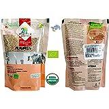 Organic Ajwain Seeds - ★ USDA Certified Organic - ★ European Union Certified Organic - ★ Pesticides Free - ★ Adulteration Free - ★ Sodium Free - 7 Ounces - 24 Mantra Organic