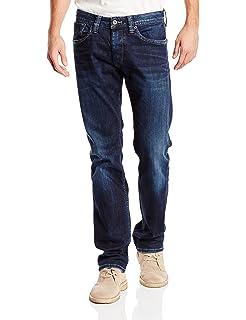 8c0498a2021 Pepe Jeans Cash Jeans Homme  Amazon.fr  Vêtements et accessoires