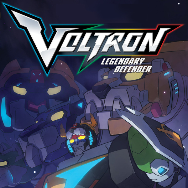 Voltron: Legendary Defender  (Issues) (14 Book Series)