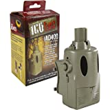 Icotec PD400 Predator Decoy – Lightweight, Compact, and Quiet – Includes Speed Dial, Intermittent Motion, LED Lights, 2 Quick Change Toppers – for Use GC300, GC320, GC350 and GC500