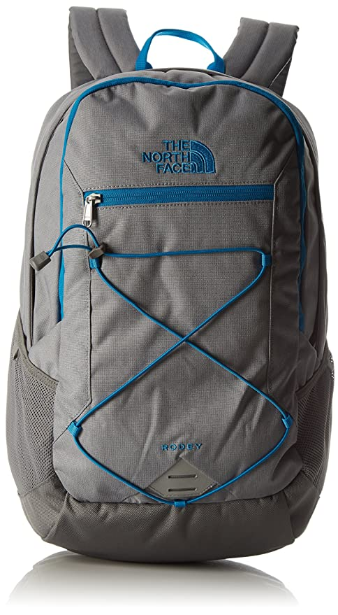 The North Face Rodey Fashion Backpack for Unisex - Grey  Amazon.in ... bdbe1b369189
