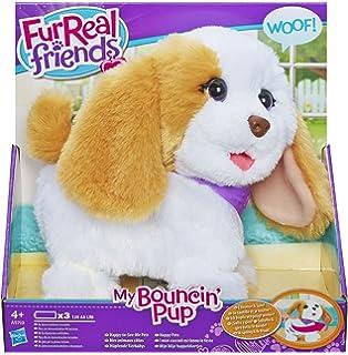 Hasbro A8009E24 juguete de peluche - juguetes de peluche (Perro de juguete, Marrón,
