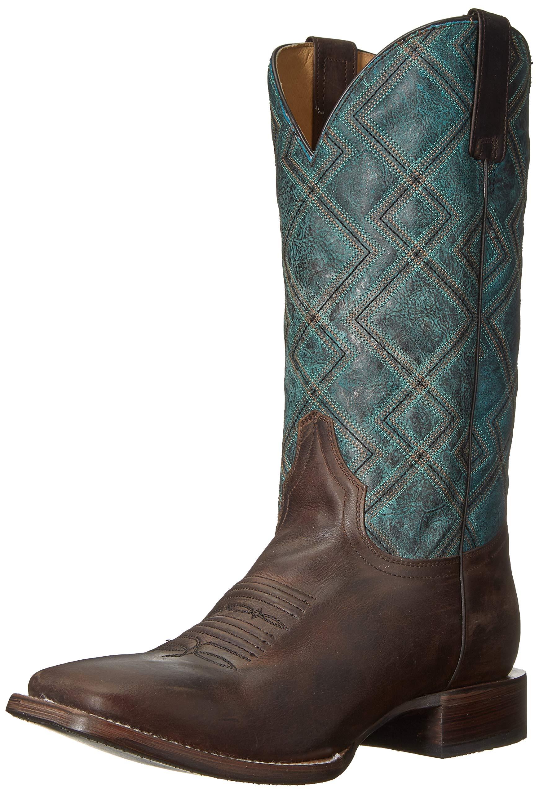ROPER Men's Nash Western Boot, Brown, 13 D D US