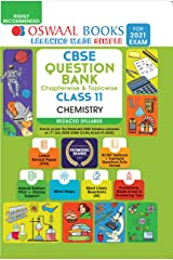 Oswaal CBSE Question Bank Class 11 Chemistry (Reduced Syllabus) (For 2021 Exam) Kindle Edition