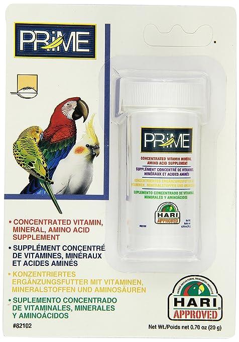 Amazon.com : Living World Prime Powder, 20-Gram : Pet Health Care Supplies : Pet Supplies