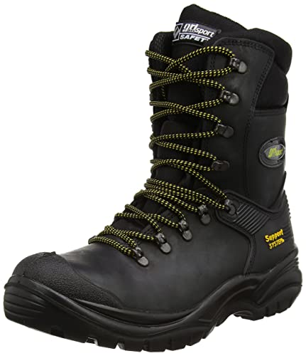 Grisport Men 's Combat S3 Safety Boots B002IIED46