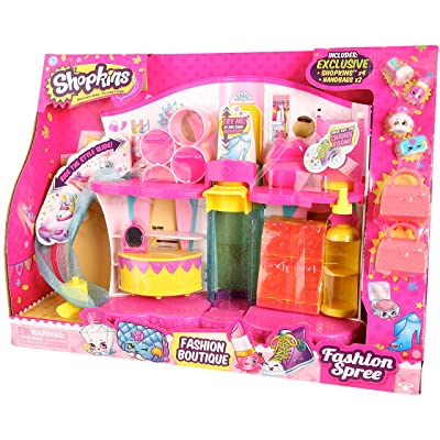 Shopkins Boutique Playset: Toys & Games