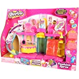 Shopkins - 1892 - Figurine Vie Urbaine - Grand Magasin Fashion 2 personnages + 2 Sacs exclusifs