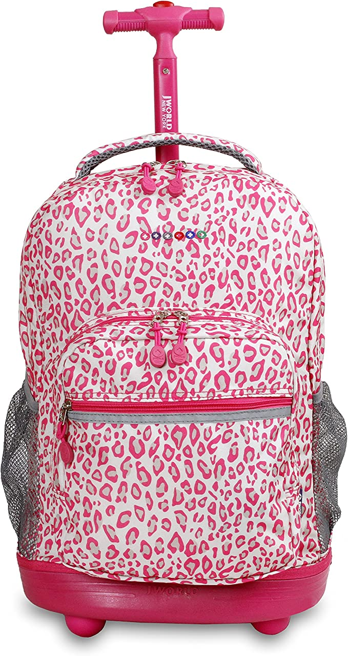 best rolling backpack for female college students