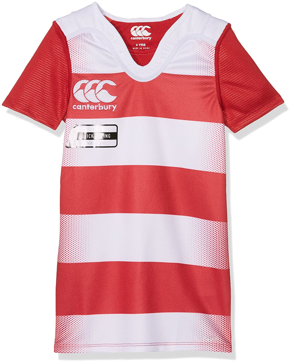 Canterbury Challenge Maillot de Rugby Enfant