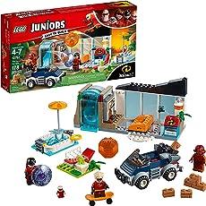 LEGO Juniors Los Increíbles 2 Gran escape de casa 10761