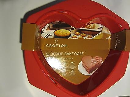 "Crofton 8.5"" Heart Silicone ..."
