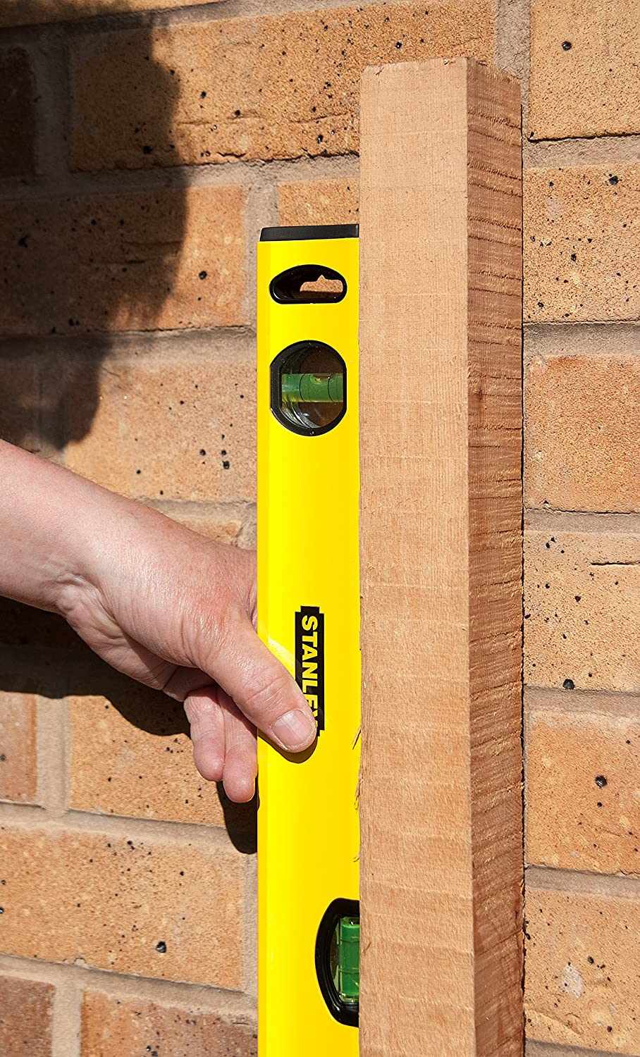 Stanley STHT1-43118 Classic Spirit Level 30 cm 2 with 2 Bubbles