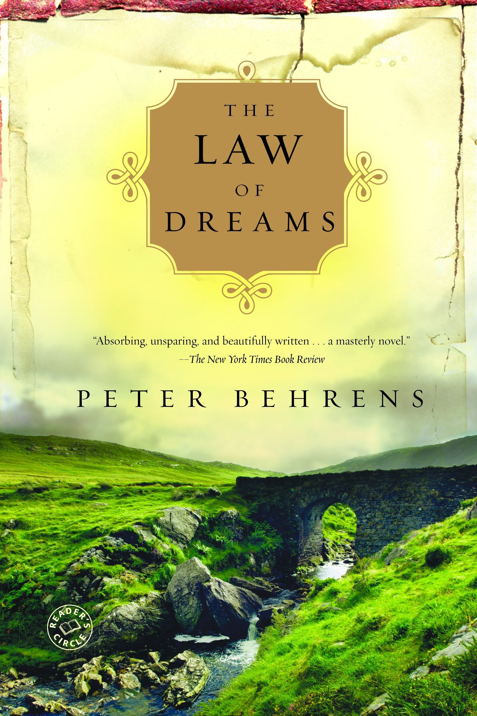Read Online The Law of Dreams: A Novel pdf