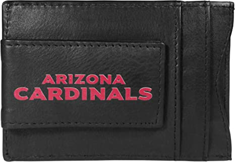 Siskiyou New England Patriots Leder-Geldklammer//Kartenhalter