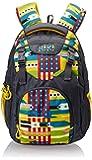 Wildcraft Wiki Daypack Polyester 30 liters Grey Laptop Bag (8903338048886)