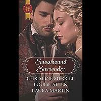 Snowbound Surrender (Harlequin Historical) (English Edition)