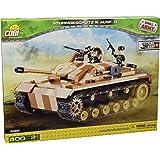 COBI - 2465 - Small Army WWII -  Sturmgeschütz III Ausf. G