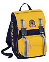 Invicta Vintage Backpack Jolly Model Blue Yellow Mens