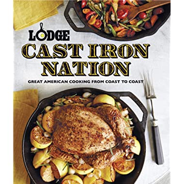 Cast Iron Nation Cook Bk